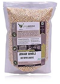 Jivabhumi Organic Jowar Whole 1 kg