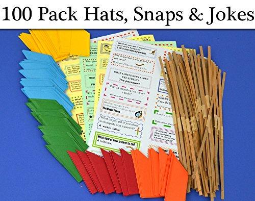 100-tissue-paper-hat-snap-joke-pack-for-standard-crackers