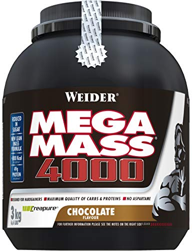 Weider Mega Mass 4000 Weight-Gainer