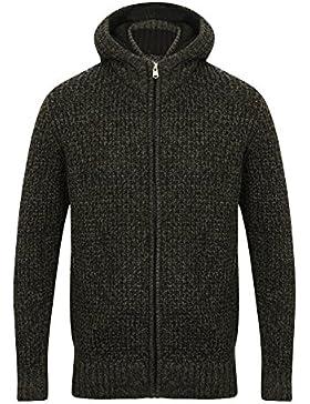 Kensington Eastside - Jerséi - suéter - Básico - con botones - para hombre