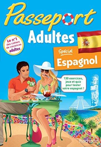 Passeport Espagnol - Adultes by Sylvie Baudet (2014-05-07)