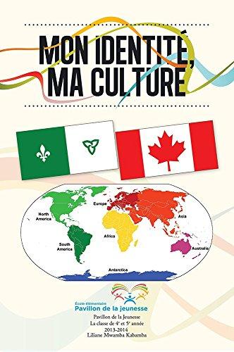 Téléchargements gratuits pour les livres audio Mon identité, ma culture B00O47VUG8 PDF iBook PDB