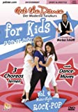 Get the Dance for Kids - Vol. 2/Rock-Pop [Alemania] [DVD]