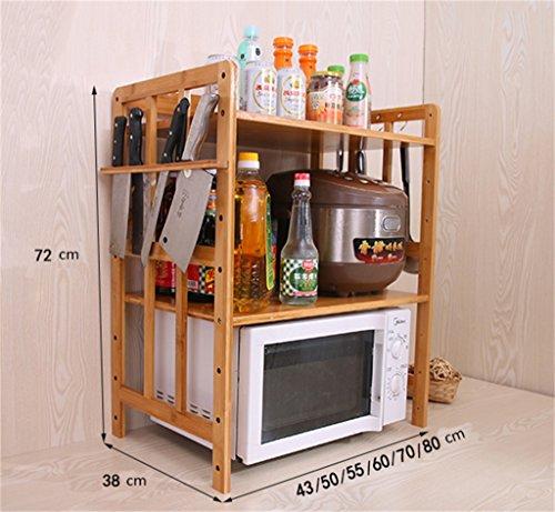 mobili-da-cucina-forno-a-microonde-rack-a-due-storey-governo-di-immagazzinaggio-multi-tier-elettrico