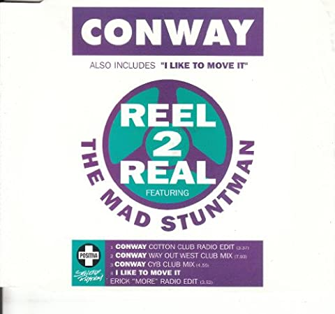 Conway [CD 2] [UK