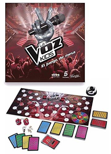 Juegos de Sociedad - La Voz Kids (Famosa 700012521)