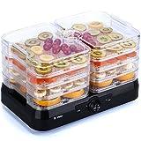 Vivo © Professional 4 Tray Food Dehydrator Plus Fruit Dryer Machine Thermostat Control