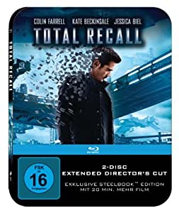 Total Recall (Steelbook Edition) [Blu-ray]