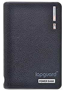 Lapguard Sailing-1200 12000 mAh Power Bank,Black