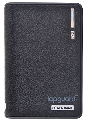 Lapguard Sailing-1200 12000 mAh Power Bank,Black