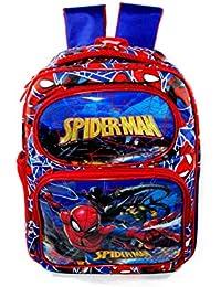 aed7932d8c Spiderman Trendy (4 to 10 Years) School Bag Best Gift for Kids Waterproof
