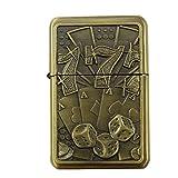 #8: 777 Design Zippo Lighter