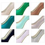 ElegantPark Cuota De Recargo Para Personalizar Color de Mujer Boda Zapatos De Novia