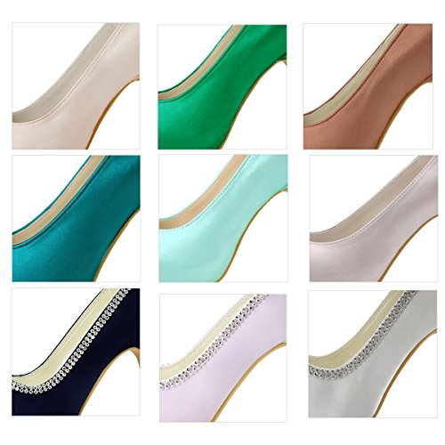 ElegantPark Extra charge pour chaussures de mariage Customize_Color