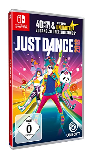 Just Dance 2018 - 51vvdUpTdyL - Just Dance 2018