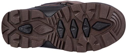 Kamik Southpole2 NK4859-1 Unisex - Kinder Stiefel Braun (dark brown DBR)