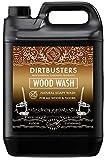 Dirtbusters Eco legno Wash legno naturale e sapone detergente per tutti i pavimenti in legno e legno pulizia 5litri Yellow