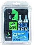Genuine Innovations Unisex CO2Inflation Wallet Reifen-Reparatur-Set, Mehrfarbig, one Size