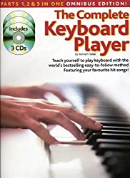 By Kenneth Baker Complete Keyboard Player: Omnibus Edition: Parts 1, 2 & 3 in One [Paperback]