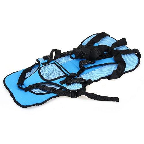 FACILLA® Autokindersitz Kinderautositz Autositz Babysitz Kindersitz Sicherheitsgurt Blau