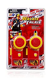 Fireman Walkie Talkie Toy