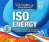 Weider Victory Endurance, ISO Energy, de Naranja, Mandarina - 480 gr