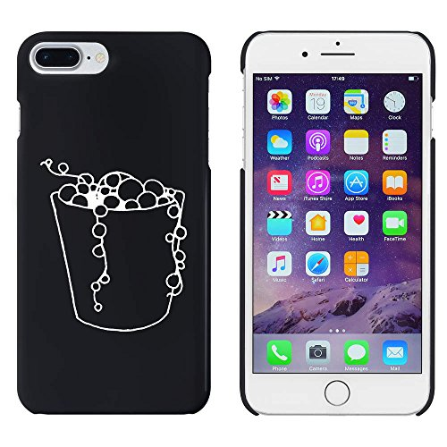 Black 'String Of Pearls Plant' Case/Cover for iPhone 7 Plus