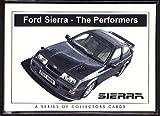 Ford Sierra–gli artisti '–Carte collezionabili