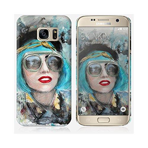 Coque iPhone 6 Plus et 6S Plus de chez Skinkin - Design original : Lady gaga glasses par Denise Esposito Coque Samsung Galaxy S7