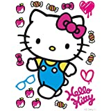 Image of AG Design DK 1780 Autkleber Wall Stickers Disney Hello Kitty - Comparsion Tool