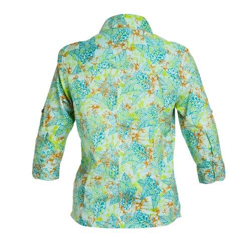 gramicci Damen Maputo Shirt BURLEYWOOD BROWN