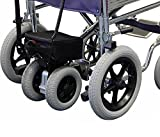 Roma Medical (Shoprider) Orbit 1330 Deluxe Transit Wheelchair & Power Pack
