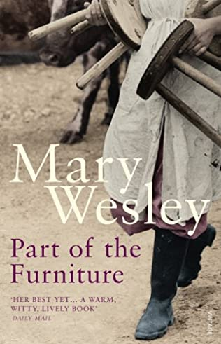book cover of Part of the Furniture