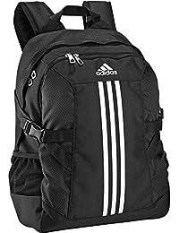 Preisvergleich für Adidas Kids Rucksack für Kinder SCHWARZ silber BTS Power BP Original BackpackTasche Sporttasche Rucksacktasche...