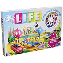 Hasbro Gaming – Game Of Life, Multicoloured (e4304190), Spanish version