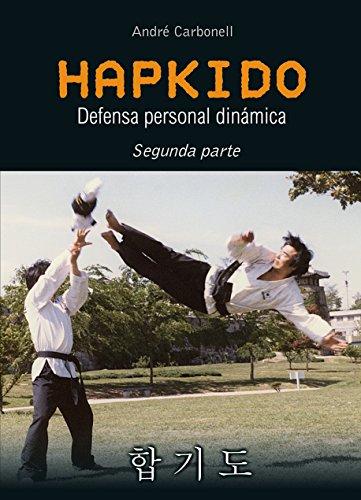 Hapkido 2ª parte (defensa personal dinámica)