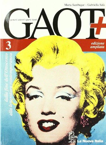 Gaot+. Per le Scuole superiori. Con espansione online: 3