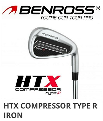 Benross Htx Compressor Type R Irons. 4-PW KBS Tour 90 REG Flex