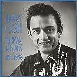 Johnny Cash: Vol.1, The Man In Black 1954-1958 (5-CD-Box + Buch) (Audio CD)