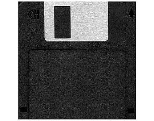 Apalis Design Tisch Floppy Disk 55x55x45cm Wohnzimmer Beistelltisch Couchtisch, Tischfarbe:schwarz;Größe:55 x 55 x 45cm