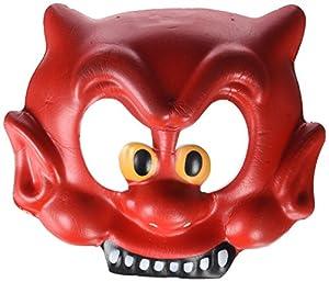 Rubies- Media mascara diablillo, talla única (Rubie