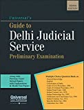 Universal's Guide to Delhi Judicial Service (Preliminary Examination)