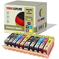 Kit 10 XL TONER EXPERTE® Cartucce d'inchiostro compatibili con HP