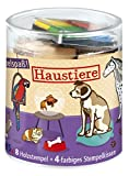 Moses 26801 - Stempelbox Haustiere