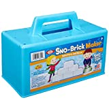 Slinky-Snow Brick Maker. Make Fun Forts, Igloos, Walls And Castles With This Brick Maker. This Package Contain One Plastic Brick Maker With Handle. For Ages 5 And Up. Imported.