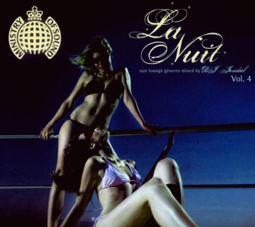 La Nuit Vol.4 (Rare Lounge Grooves) - Embassy Lounge