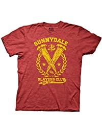 Buffy the Vampire Slayer Sunnydale Slayers Club Graphic T-Shirt