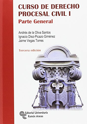Curso de Derecho Procesal Civil I (Manuales)