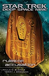 Rules of Accusation (Star Trek: Deep Space Nine) (English Edition)