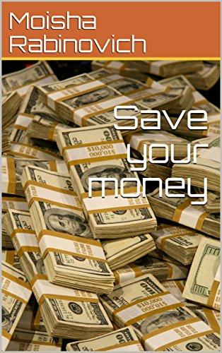 Save your money (English Edition)